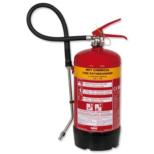 Best Fire Extinguisher For Kitchen Uk