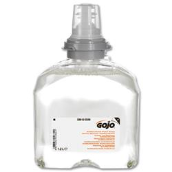 Gojo Foam Soap Hand Wash Refill Antibacterial for TFX Dispenser 1200ml Ref N06249 - Pack 2