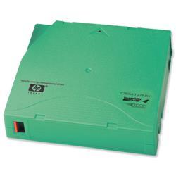 Hewlett Packard HP LTO4 Ultrium Data Tape Cartridge RW 240 MB/sec 1.6TB Ref C7974A