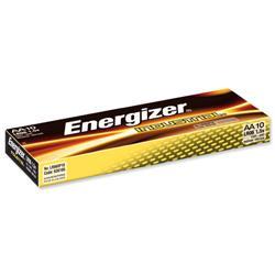 Energizer Industrial Battery Long Life LR6 1.5V AA Ref 636105 - Pack 10