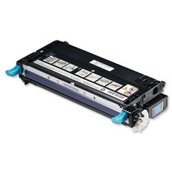 Dell RF012 Standard Capacity Cyan Laser Toner Cartridge for 3110CN Ref 593-10166