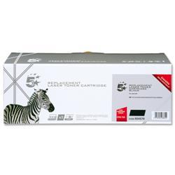 5 Star Office Remanufactured Fax Toner Cartridge 2100p Black [Canon CRG728 3500B002 Alternative]