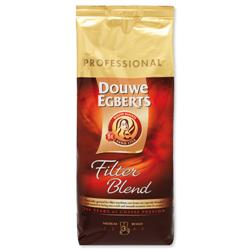 Douwe Egberts Roast & Ground Filter Coffee 1kg Ref 536600