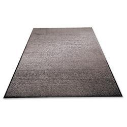 Floortex Mat on Roll Polypropylene Anti Slip Plush Pile 900x6000mm Grey