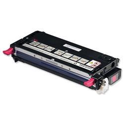 Dell No. RF013 Laser Toner Cartridge High Capacity Page Life 8000pp Magenta Ref 593-10172