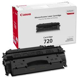 Canon 720 Black Laser Toner Cartridge for MF6680dn Ref 2617B002AA