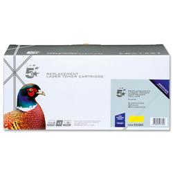 5 Star Office Remanufactured Laser Toner Cartridge Page Life 1400pp Yellow [Brother TN230Y Alternative]