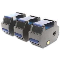 Totalpost Franking Inkjet Cartridge Blue [FP Optimail 30 Equivalent] Ref 10219-801 (Pack 3)