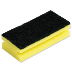 Bentley Sponge Scourer W65xD65xH40mm Ref SPCSC0310 - Pack 10