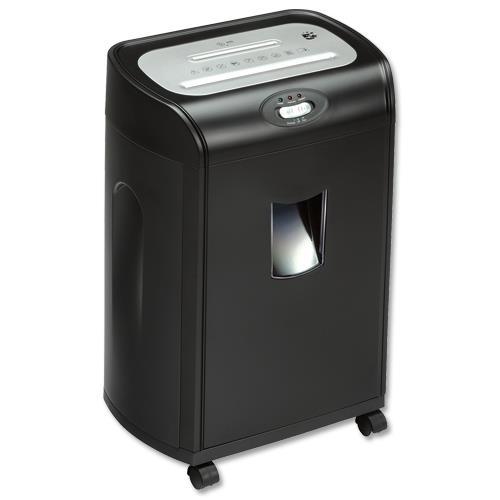 Buy 5 star office sc16 shredder strip cut p 2 security 15 for Best home office shredder uk