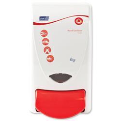 DEB Instant Foam Hand Santiser Dispenser 1L Ref C00351
