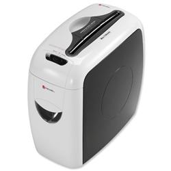 Rexel StylePlus Shredder Confetti Cut P-4 Security Level Ref 2101946UK