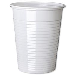 Cup for Cold Drinks Non Vending Machine 7oz 200ml White - Pack 100