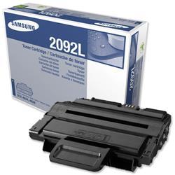Samsung MLT-D2092L High Yield Black Laser Toner for SCX-4828FN Ref MLT-D2092L/ELS