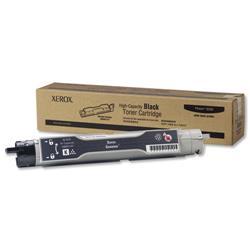 Xerox Phaser 6350 High Capacity Black Laser Toner Cartridge Ref 106R01147