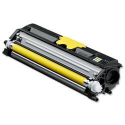 Konica Minolta A0V306H High Capacity Yellow Toner Cartridge Ref A0V306H