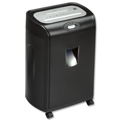 5 Star Office SC16 Shredder Strip Cut P-2 Security 15 Sheets 20 Litre Capacity
