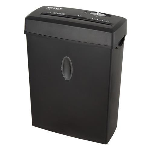 Buy texet a4 personal shredder cross cut din3 4x30mm ref for Best home office shredder uk