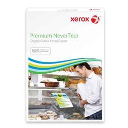 Xerox Premium Never Tear Glass Clear Self Adh Film A4 210x297mm 50sh Pack5 Ref 007R92038 [Pack 250]
