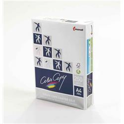 Color Copy Paper Coated Silk White Fsc4 A4 210x29 7mm 250gm  Ref 24893 [Pack 250]