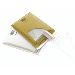 Sealed Air Mail Lite Mailers E/2 Gold Int 220mm x 260mm  Ref 103027404 [Pack 100]