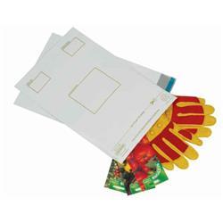 Postsafe Extra-Strong Biodegradable Polythene Envelope Dx 460x430mm Opaque Pg28 Ref PG28 [Pack 100]