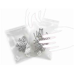 Grip Seal Bag Plain Gl8 75 X 19mm (3 X 7.5) Ref 0 [Pack 1000]