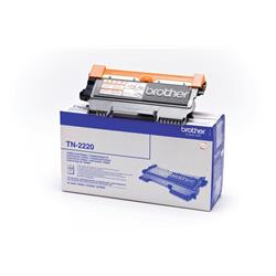 Originale Brother Toner alta resa SERIE 2200 nero - TN-2220