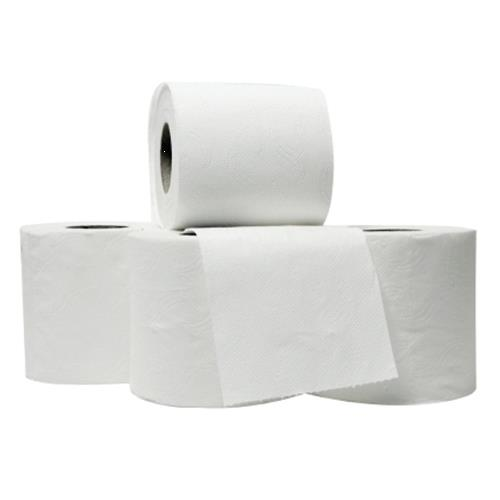 5 Star Facilities Luxury Toilet Tissue Rolls Two Ply 4