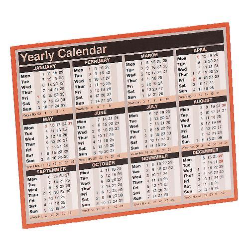 Calendar Year View : Year view calendar mm kfyc