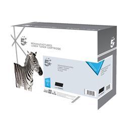 5 Star Office Remanufactured Laser Toner Cartridge Page Life 10500pp Black [HP CF281A Alternative]