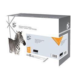 5 Star Office Remanufactured Laser Toner Cartridge 3500pp Black [Kyocera 1T02KT0NL0 Alternative]
