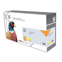 5 Star Office Remanufactured Laser Toner Cartridge 2800pp Yellow [Kyocera 1T02KTANL0 Alternative]