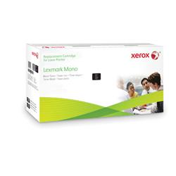 Xerox Black Toner Cartridge for Lexmark E120