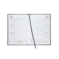 5 Star Office 2019 Diary Week to View A5 Blue Ref 941169