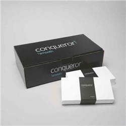 Conqueror CX22 Diamond DL Envelope Fsc4 110x220mm Sup/seal Wdw 22up 17lhs Ref 01627 [Pack 500]