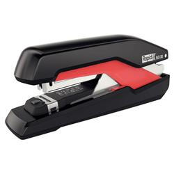 Rapid Supreme Omnipress SO30 Stapler Full Strip Staples Up To 30 80gsm Sheets Black/Red Ref 5000547