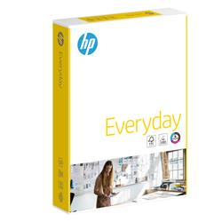 Hewlett Packard HP Everyday Paper PEFC Colorlok 75gsm A4 White Ref HPD0316 - 5 x 500 Sheets