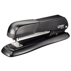 Rapid DT FM14 Stapler Full Strip Metal Black Ref 5000278