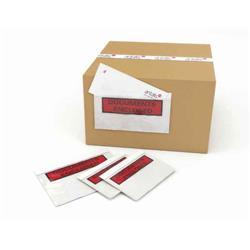 Packing List Env Ptd Doc Enc DL 225 X 122mm Ref 81630 [Pack 1000]