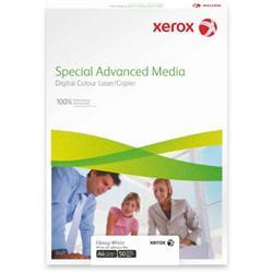 Xerox Premium Never Tear Gloss White Self Adh Film A4 210x297mm Ref 007R92031 [Pack 50]
