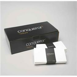 Conqueror Laid Brill White C5 Envelope Fsc4 162x229mm Sup/seal Bnd 50 Ref 01261 [Pack 250]