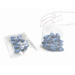 Poly Bag 175 X 225mm 200g Medium (7 X 9) 47 Micron Ref 11862 [Pack 1000]