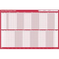 Office Wall Calendars & Annual Planners | Euroffice