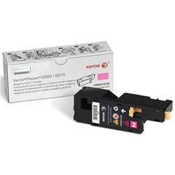 Xerox Phaser 6000 Laser Toner Cartridge Page Life 1000pp Magenta Ref 106R01628