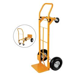 5 Star Universal Hand Trolley and Platform Truck Capacity 250kg Foot Size W550xL460mm