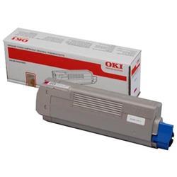Oki MC861 Laser Toner Cartridge Page Life 10000pp Magenta Ref 44059254