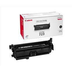 Canon 723H Laser Toner Cartridge High Yield 10000pp Black Ref 2645B002AA