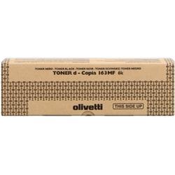 Originale Olivetti - laser - Toner - nero - B0593