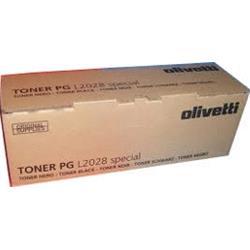 Originale Olivetti - laser - Toner - nero - B0740